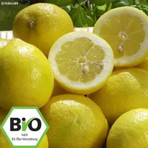 Citrone BIO Öl (citrus limon)