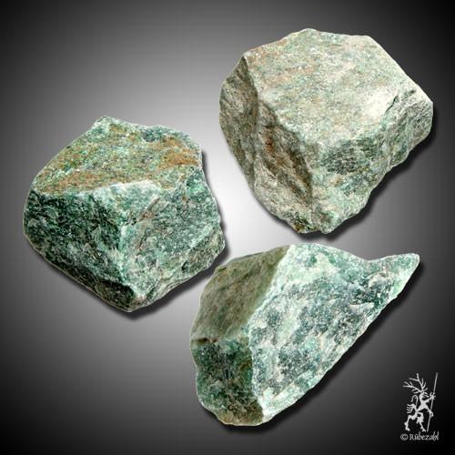 AVENTURIN QUARZ grün geologisch