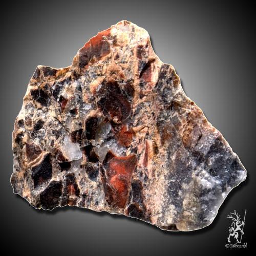 JASPIS BRECCIE  geologisch