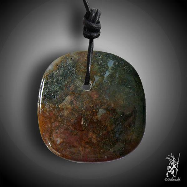 "HELIOTROP ""Tinitus"" Amulett Anh. geb."