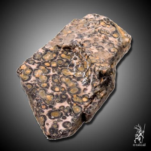 LEOPARDENSTEIN (Rhyolith) geologisch