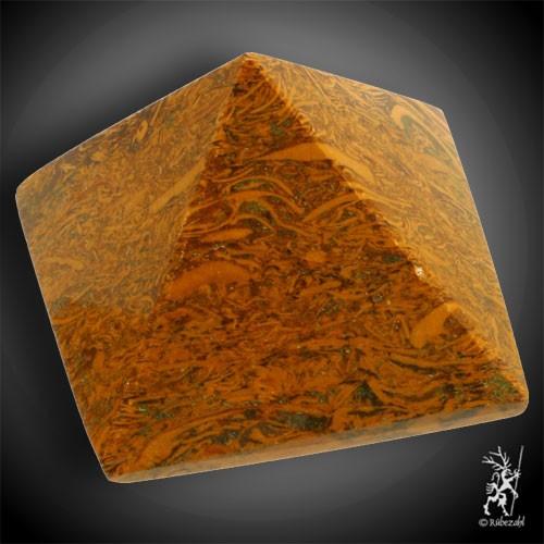 SCHLANGENSTEIN Pyramide ca. 40 mm
