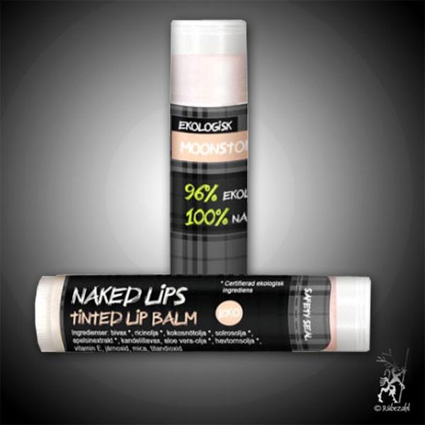 BIO ECO Naked Lips biologischer Lippenbalsam Mondstein