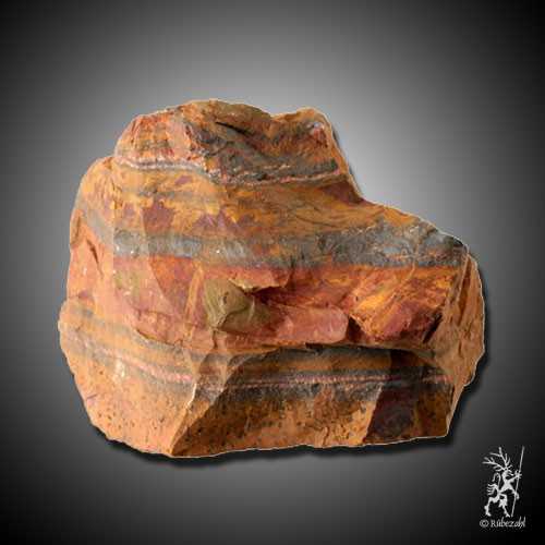 TIGEREISEN geologisch