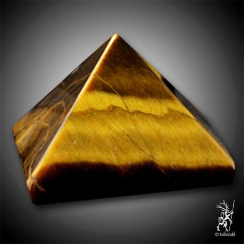 TIGERAUGE Pyramide ca. 30 mm