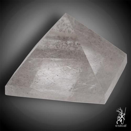 RUTILQUARZ Qualität A Pyramide div. Größen