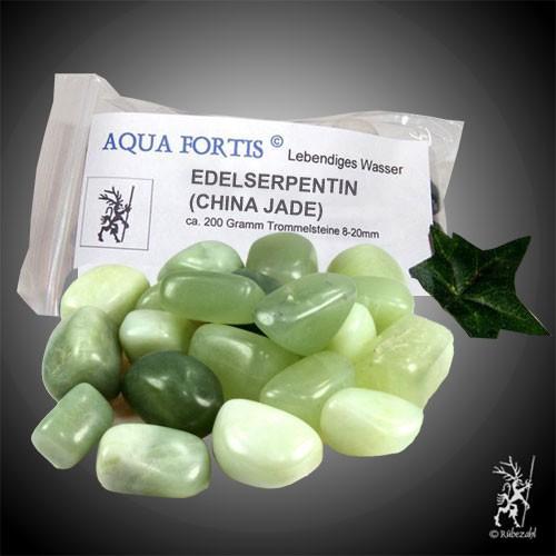 EDELSERPENTIN (China Jade) 200 gr.