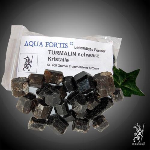 TURMALIN schwarz Kristalle 200 gr.