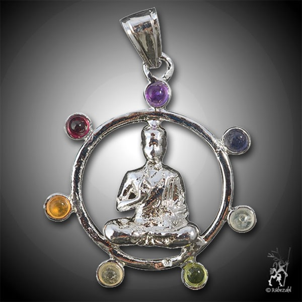 "Chakra Anhänger ""Buddha"""