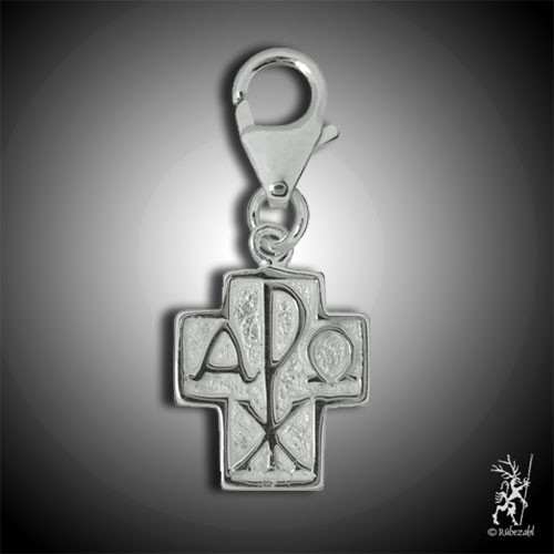 Charm Kreuz mit PX