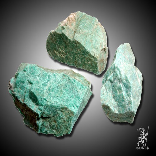 AMAZONIT geologisch