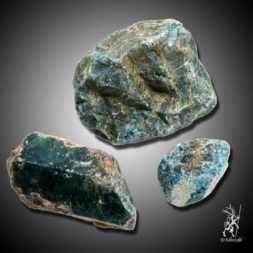 APATIT blau geologisch