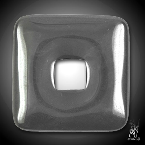HÄMATIT Donut 40 mm quadratisch