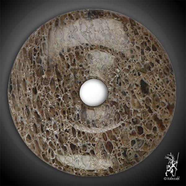 DINOSAURIER Knochen Donut 35 - 39 mm