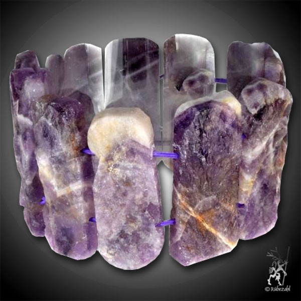 AMETHYST Board Armband behauen