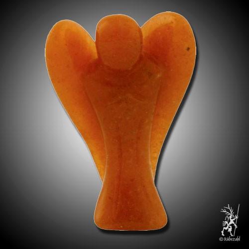 AVENTURIN QUARZ (rot) Engel 3,5 cm