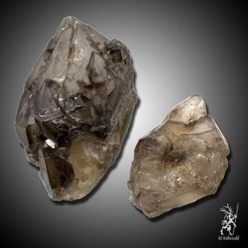 RAUCHQUARZ geologisch