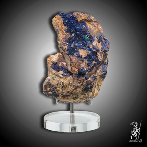 AZURIT geol. Chile PREMIUM SAMMLERDITION