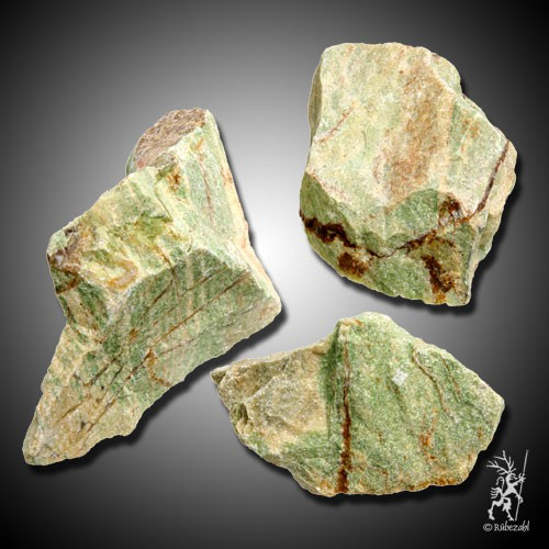 AVENTURIN QUARZ hellgrün geologisch