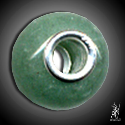 Bead AVENTURIN Button