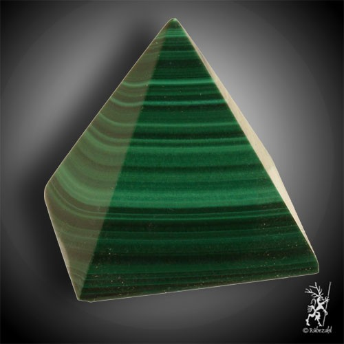 MALACHIT Pyramide ca. 20 mm