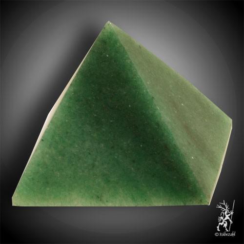 AVENTURIN QUARZ grün Pyramide div. Größen