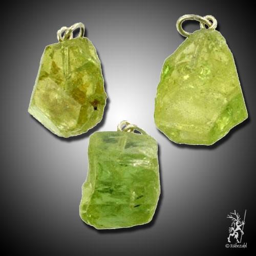 APATIT Kristall gelb/grün Anh.geol.