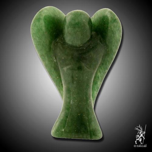 AVENTURIN QUARZ (grün) Engel 3,5 cm
