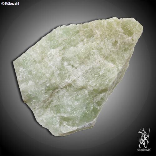 BERYLL geologisch gelb-grün
