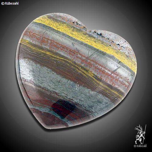 TIGEREISEN Herz Handschmeichler 45 mm