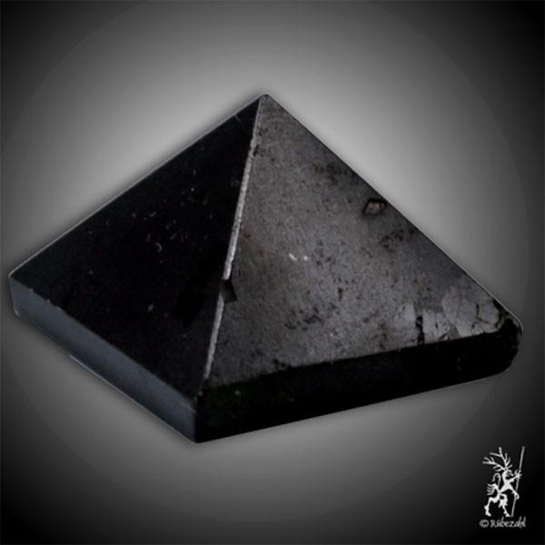 TURMALIN SCHWARZ Pyramide ca. 30 mm