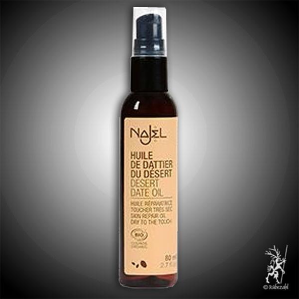 Wüstendattelöl – Haut- & Haarpflege BIO