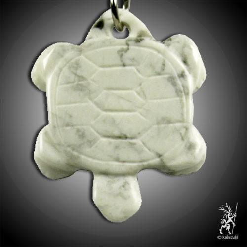 MAGNESIT Schildkröte Schlüsselanhänger