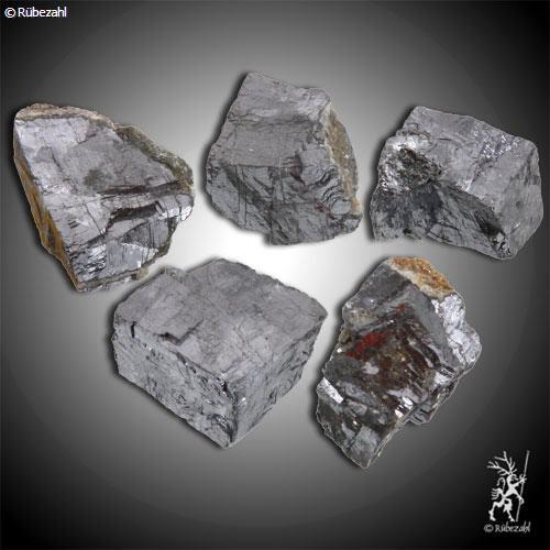 BLEIGLANZ geologisch
